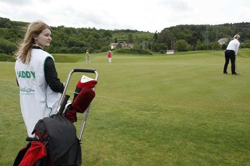 fotografie Golfový turnaj 2009