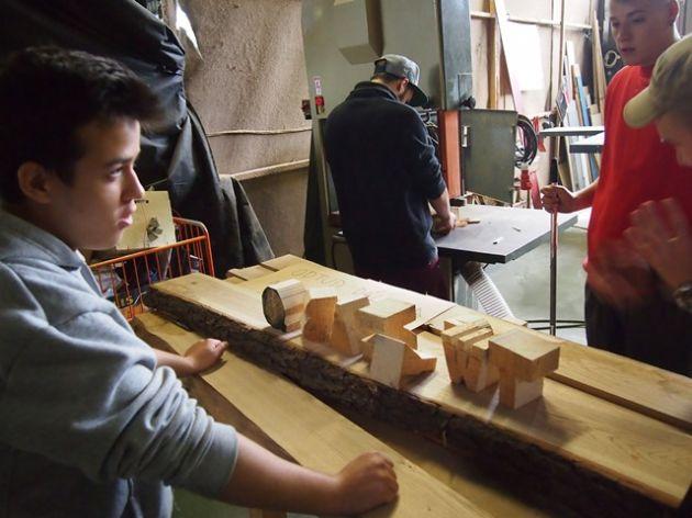 fotografie Sochařský workshop 4.V
