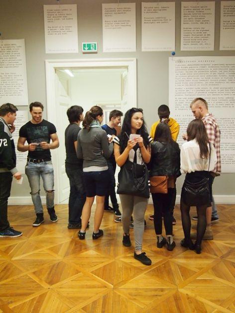fotografie Bienale Brno