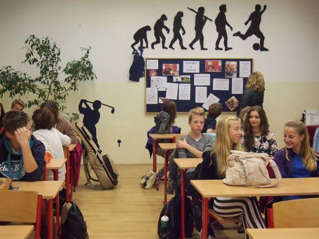 fotografie Výtvarná soutěž pro žáky 9 tříd základní školy