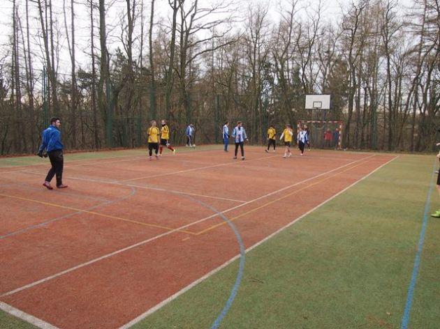 fotografie Středoškolská futsalová liga