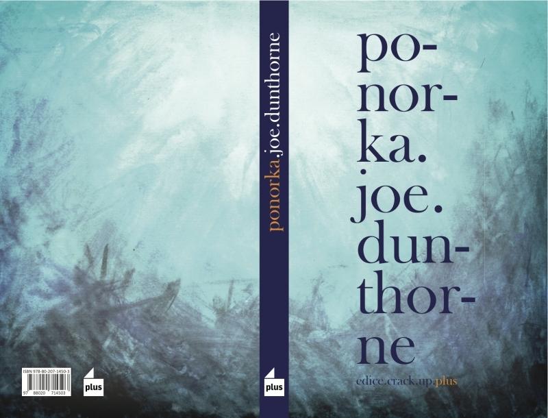 fotografie Návrh knižní obálky 4. r.  2012/2013