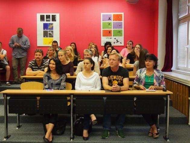 fotografie Schůzka rodičů budoucích prvních ročníků