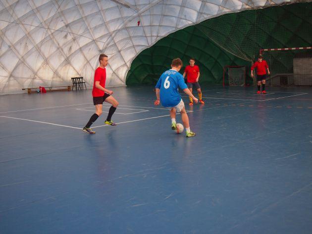 fotografie Futsalová liga - 3. kolo