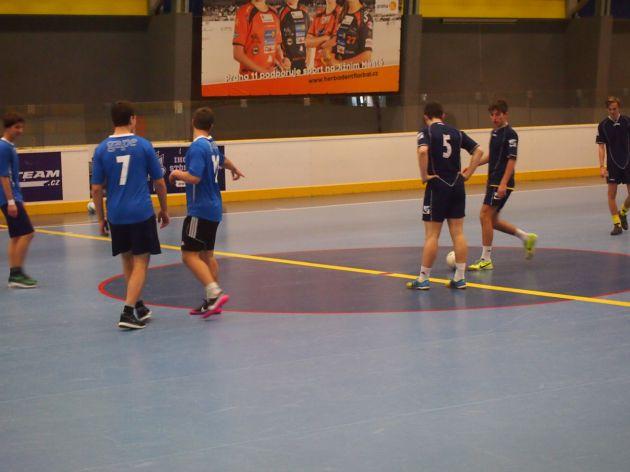 fotografie Futsalová liga - finále