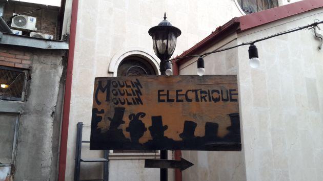 fotografie Gruzie - projekt Erasmus+