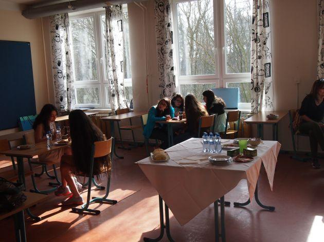fotografie Workshop se žáky z Izraele