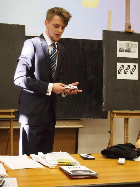 fotografie Praktická maturitní zkouška