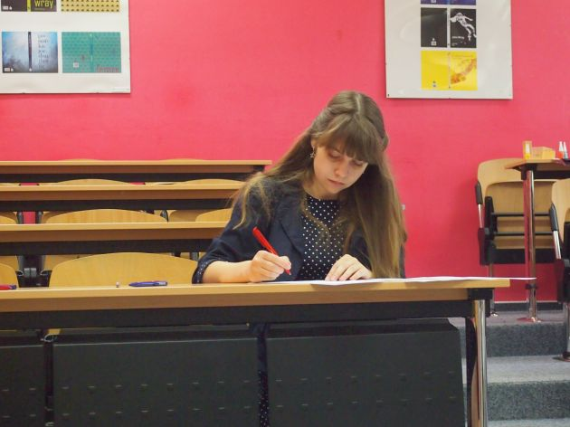 fotografie Ústní maturitní zkouška - 18. 5. 2016