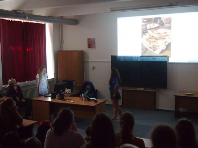 fotografie Gruzie - projekt Erasmus+ prezentace