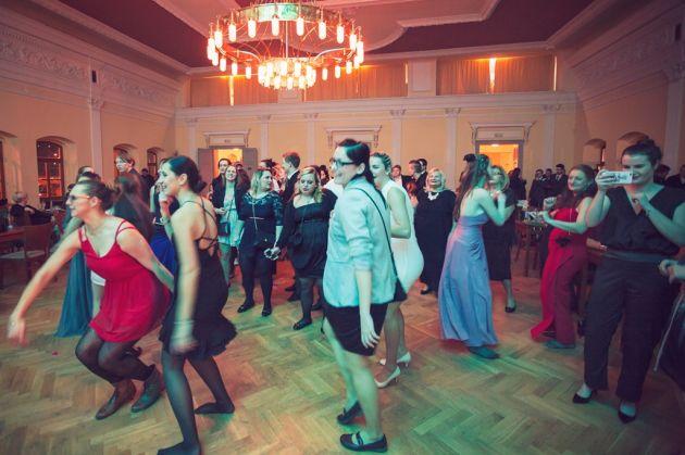 fotografie Fotografie z maturitního plesu