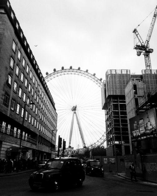 fotografie Pobyt v Anglii - projekt USTEP