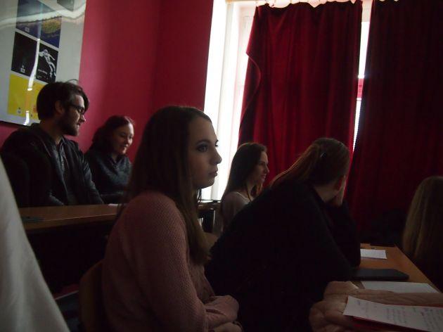 fotografie Prezentace žáků 3. ročníku