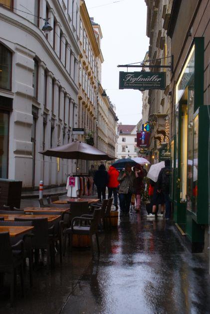 fotografie Exkurze do Vídně