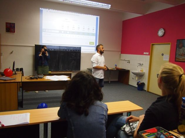 fotografie Social Media Workshop - momentky
