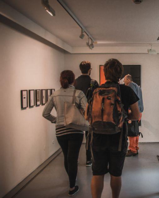 fotografie Výstava Karin Zadrick