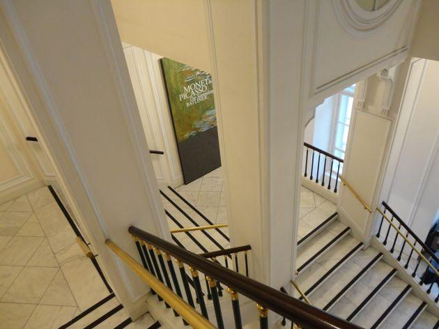 fotografie Exkurze do Galerie Albertina ve Vídni.