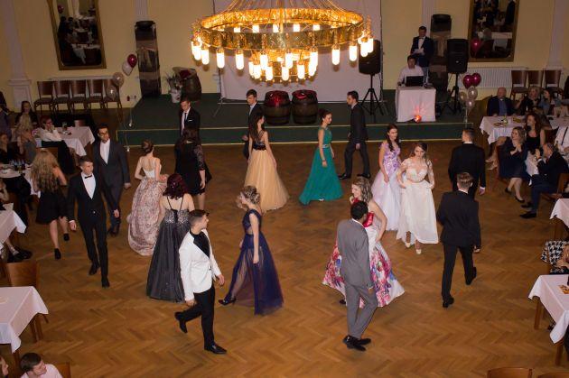 fotografie Maturitní ples 4.MV