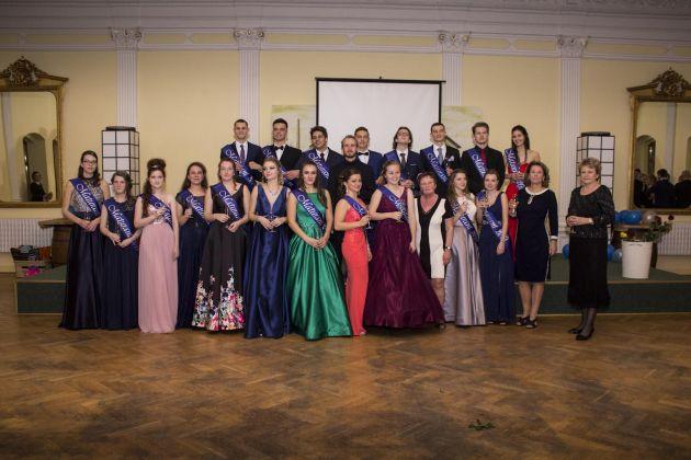 fotografie Maturitní ples 2019