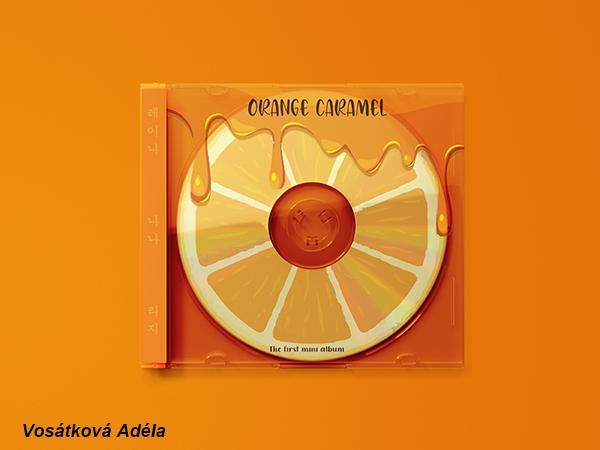 fotografie Školní rok: 2020–2021 4.ročník Počítačová grafika - obal CD vyučující Lindaurová
