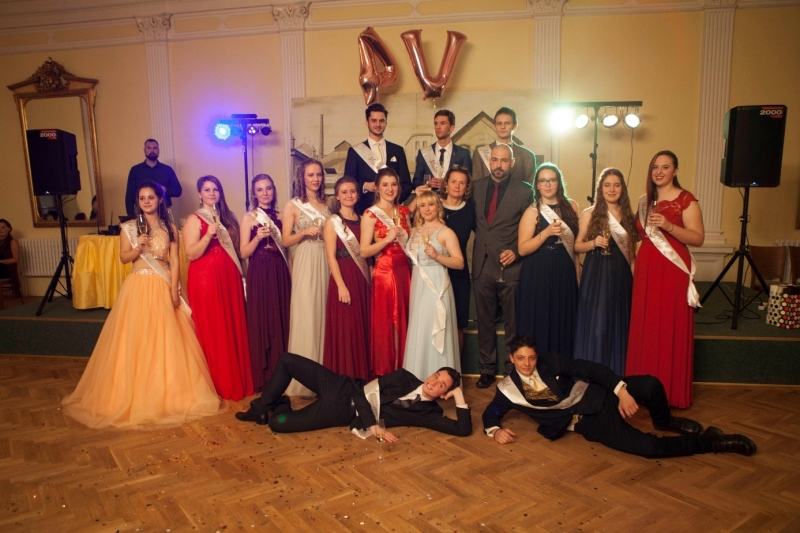 fotografie Maturitní ples 2020