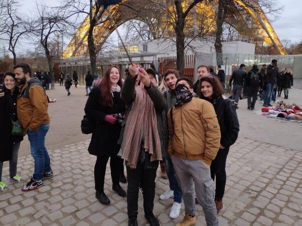 fotografie Adventní zájezd do Paříže