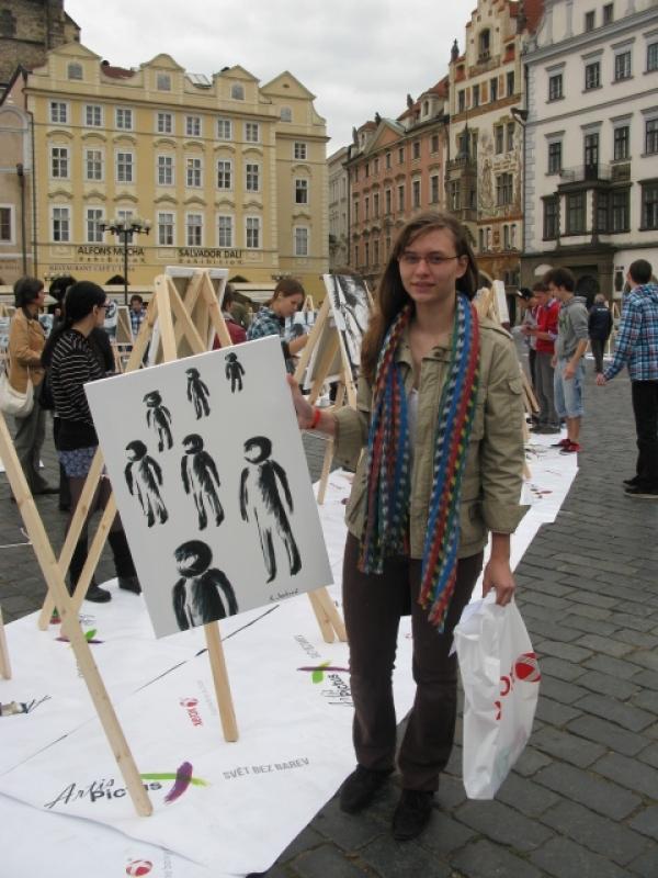 fotografie Soutěž Artis Pictus 2011/2012 - vybraní žáci