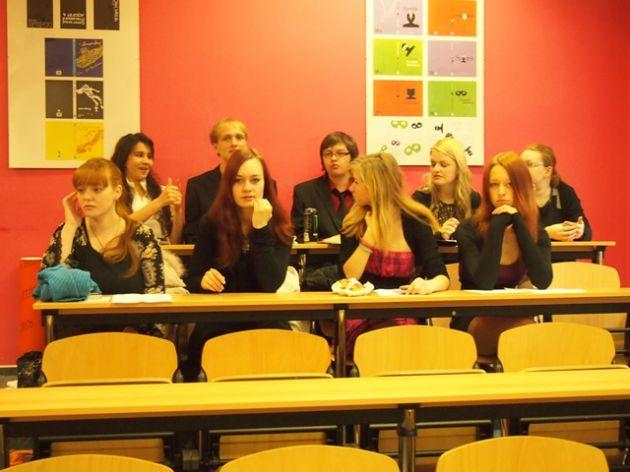 fotografie Prezentace praktické maturitní zkoušky 4.V - 22. 4. 2014