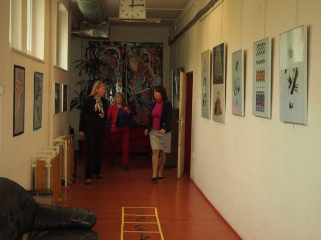 fotografie Portrétování s MČ Praha 4 Libuš