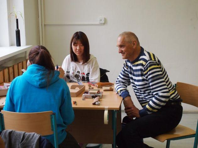 fotografie Workshop s akad. arch. Davidem Vávrou