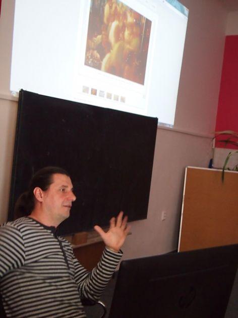 fotografie Workshop s MgA. Aldinem Popajou
