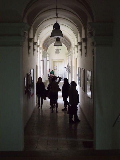 fotografie Exkurze na UMPRUM a AVU